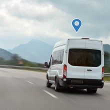 BUS/VAN GPS Navigation