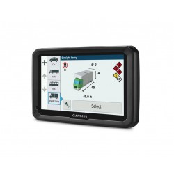 "Garmin - dezl 580 LMT-S 5"" GPS with Built-In Bluetooth - Gray/Black"