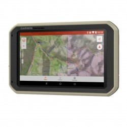 Garmin - Overlander GPS with Built-In Bluetooth - Gray