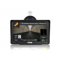 "7"" Titan Truck Gps with Pixel Perfect Display"