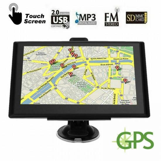 "7"" Comanche Desert Fox RV GPS Navigator"